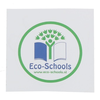 Eco-Schools Sticker
